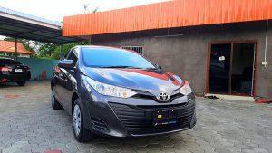 All Toyota new yaris