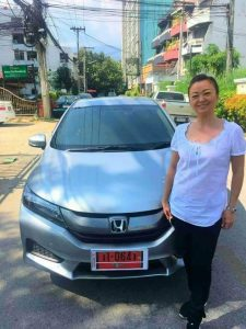 All Honda new city